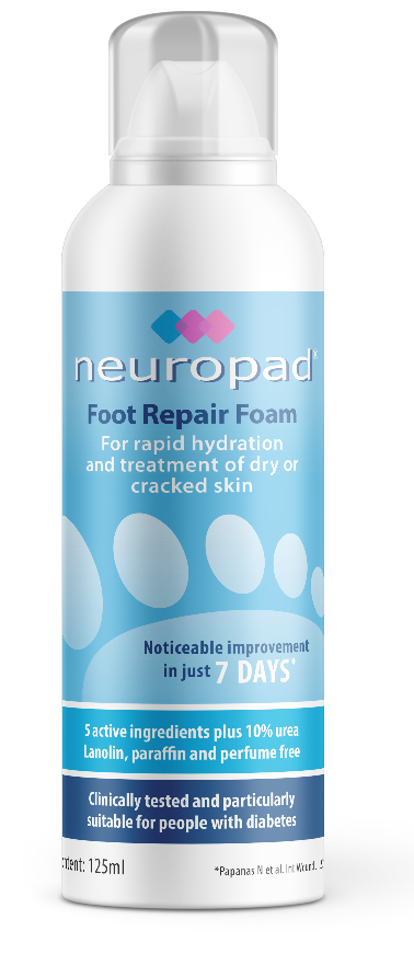 neuropad<sup>®</sup> Foot Repair Foam